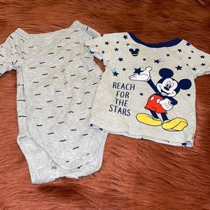 Baby Boy Set of Two Outfits 9 Months!